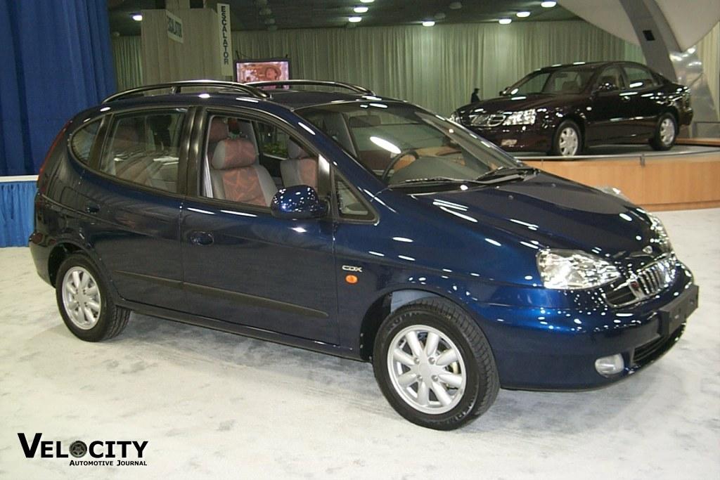 2001 Daewoo U100