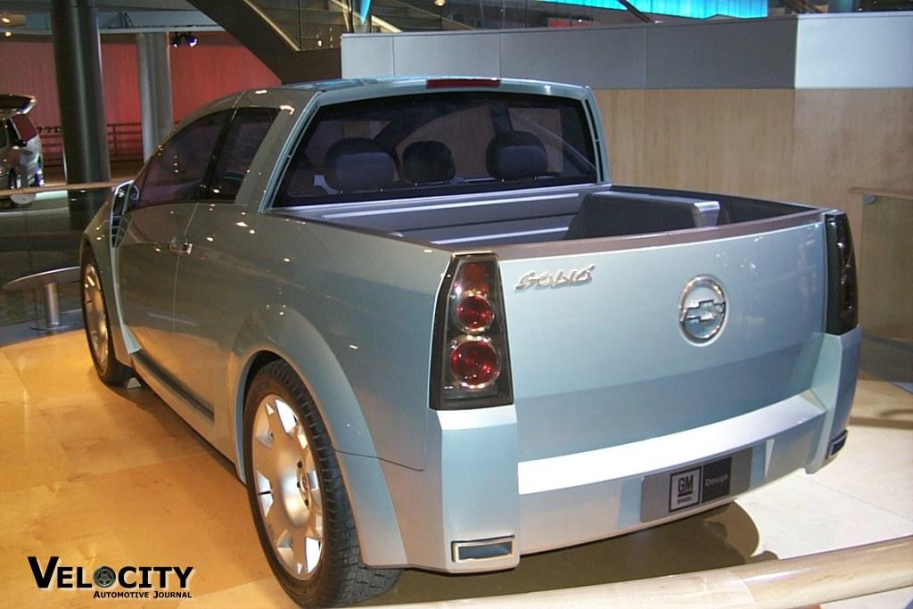 2001 GM Sabio concept