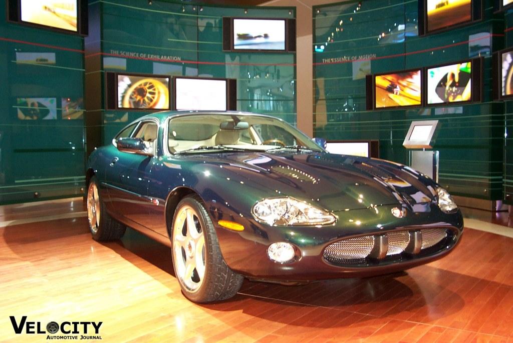 2001 Jaguar XK-R