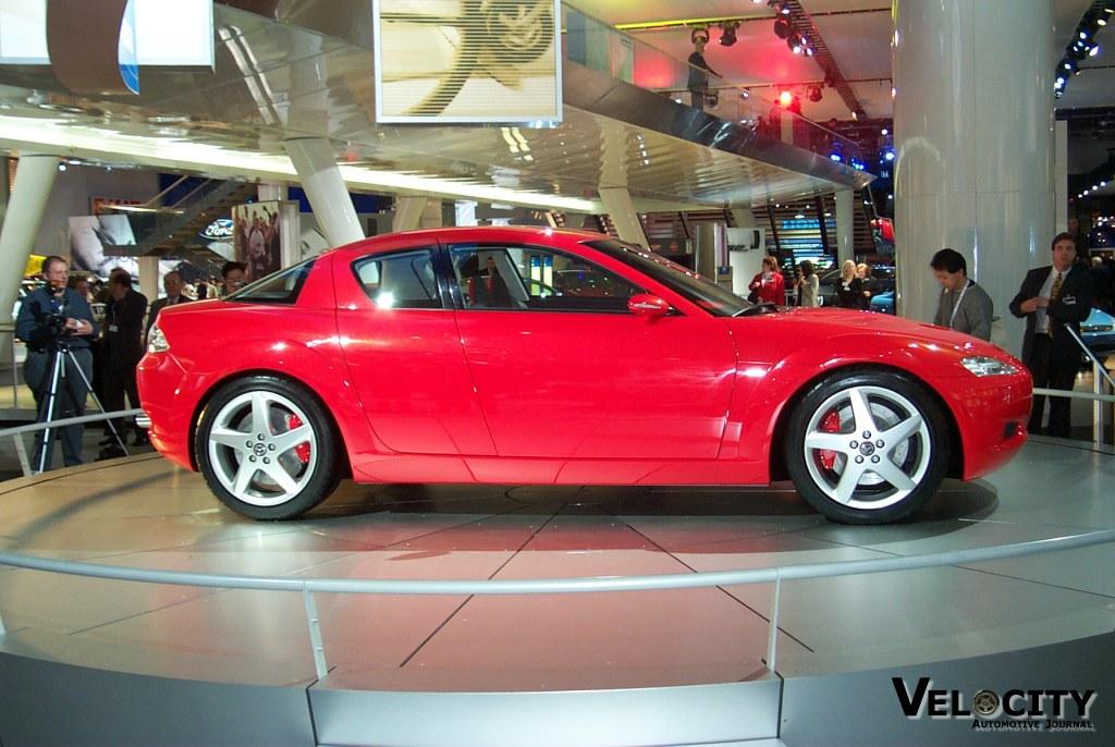 Picture of 2001 Mazda RX-8 Prototype