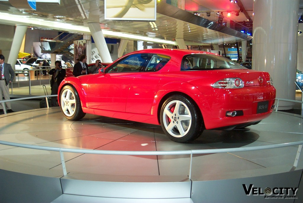 2001 Mazda RX-8 related infomation,specifications - WeiLi Automotive ...