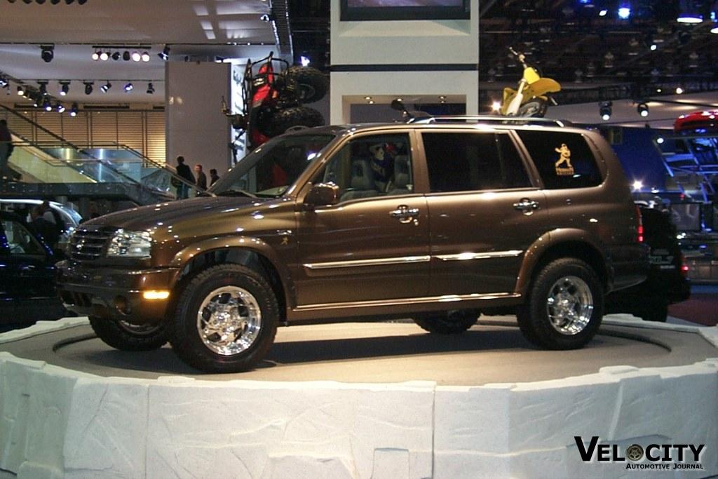 2001 Suzuki Grand Vitara XL-7 Heisman Edition