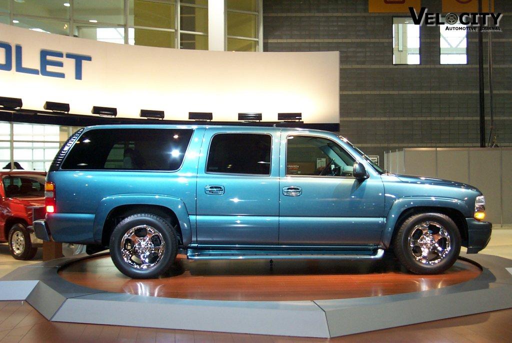 2000 Chevrolet Suburban Type R concept