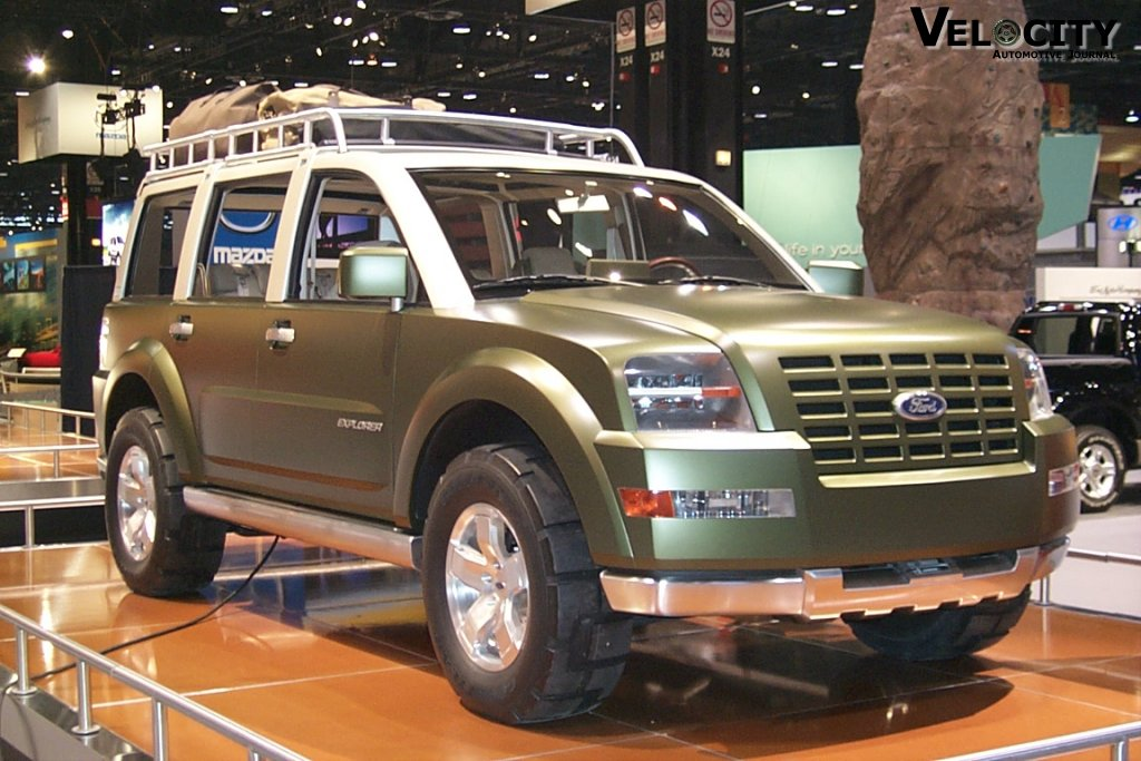 Picture of 2001 Ford Explorer Sportsman