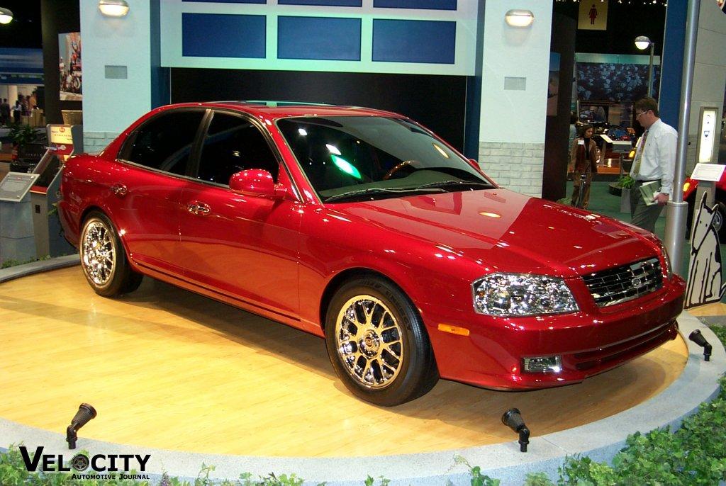 2001 Kia Optima SE-L concept