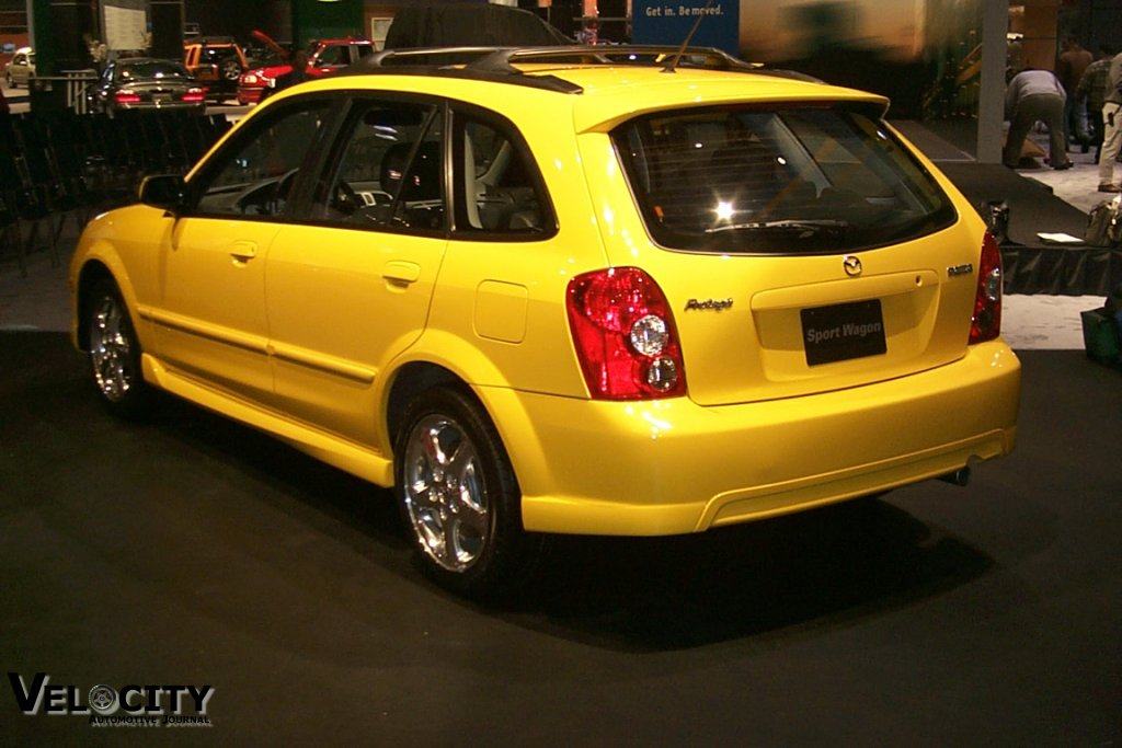 2002 Mazda Sport Wagon