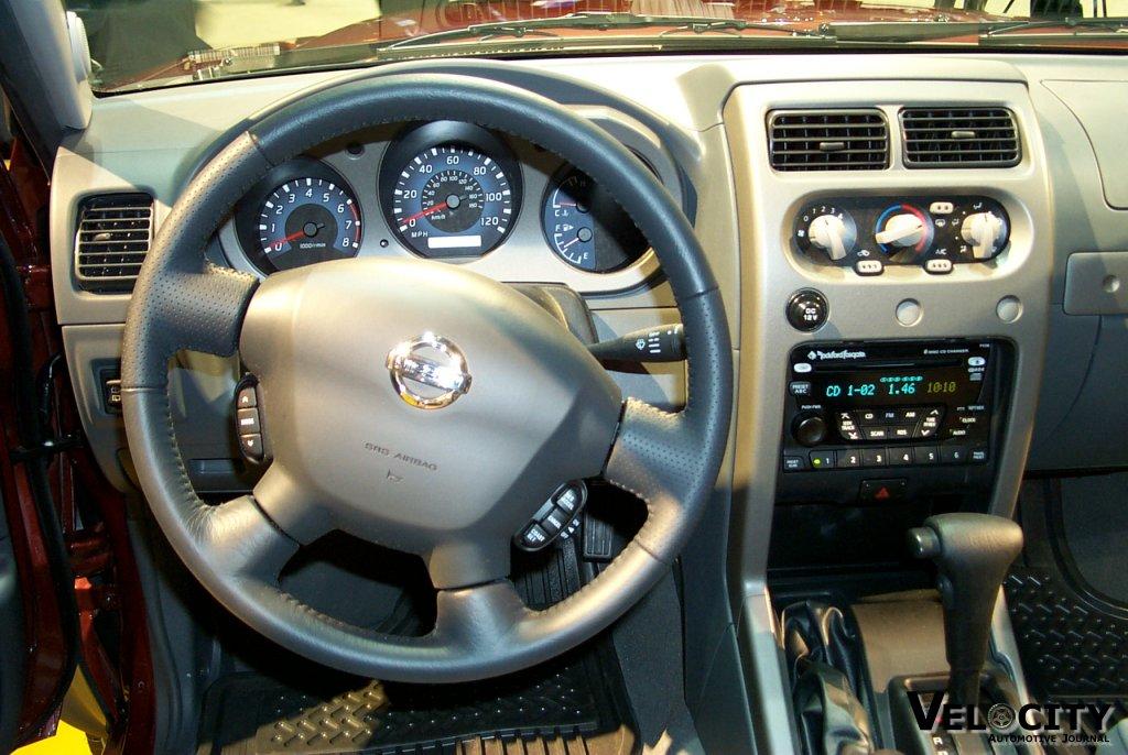 2007 Nissan Xterra 14 Source · 2004 Nissan XTerra Pictures