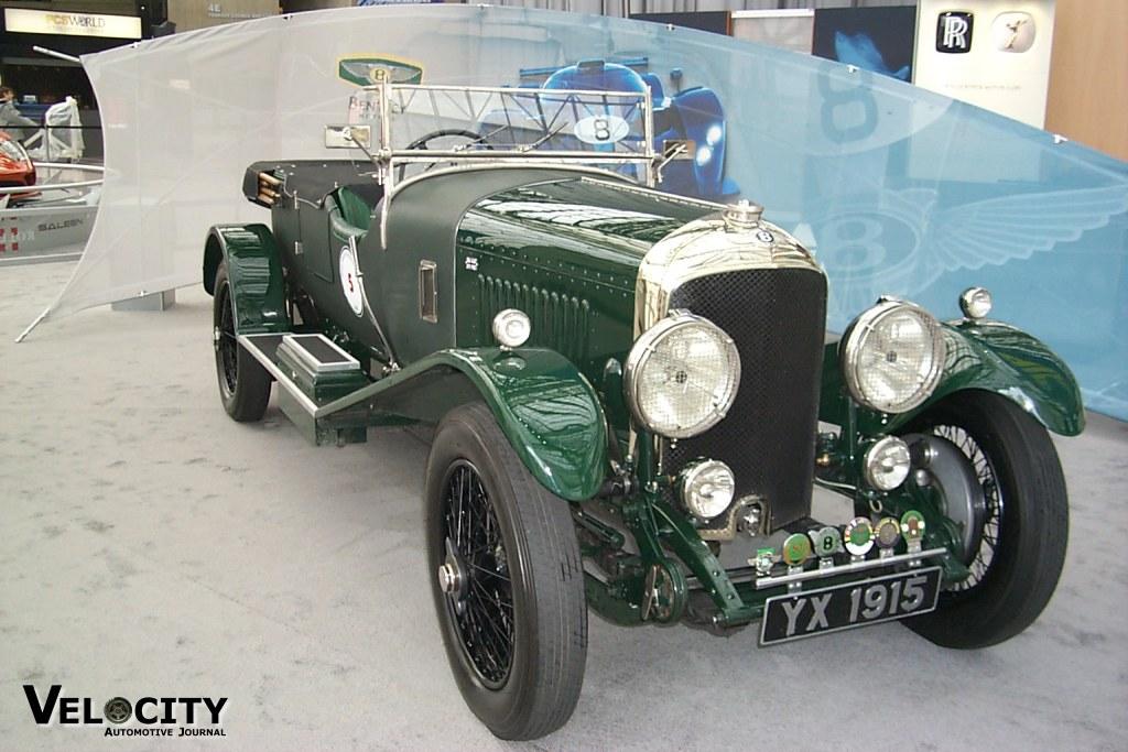 1928 Bentley 4.5 Litre Vanden Plas