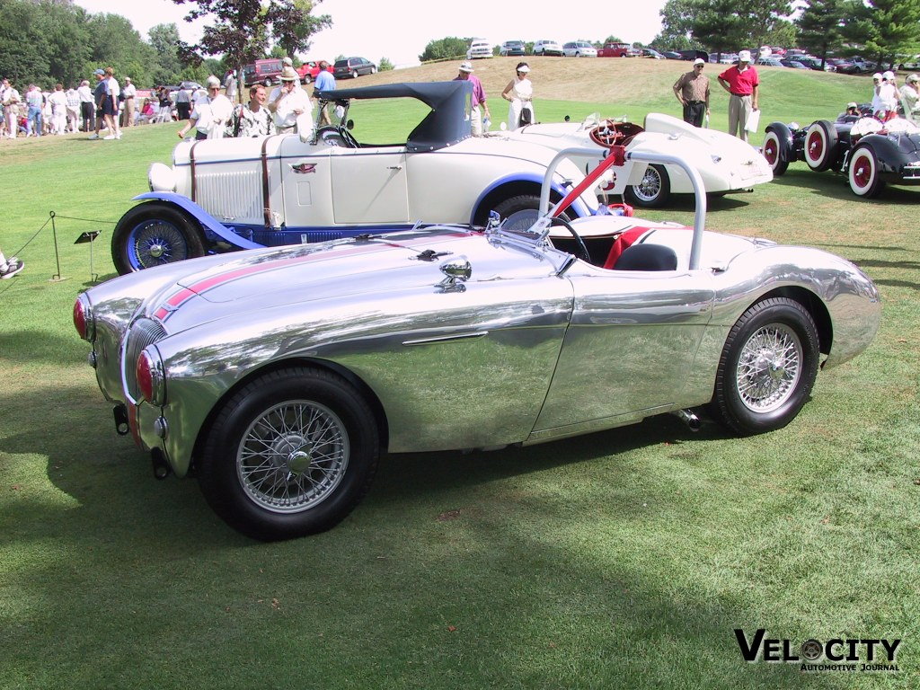 1953 Austin Healey Pre-Production 100