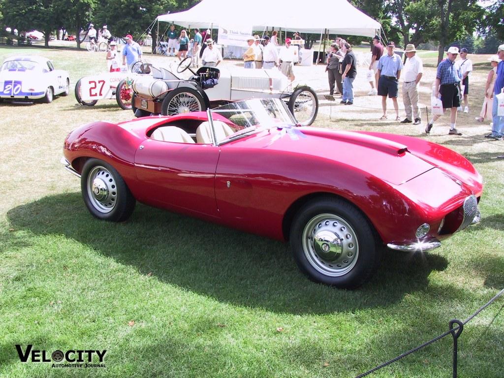1956 Arnolt Bristol de Luxe Roadster