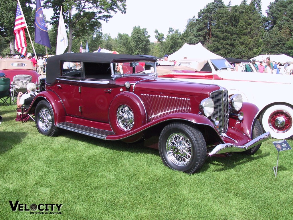 Picture Of 1934 Auburn V12 Salon Speedster