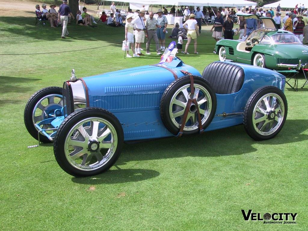 1926 Bugatti Type 39/35B