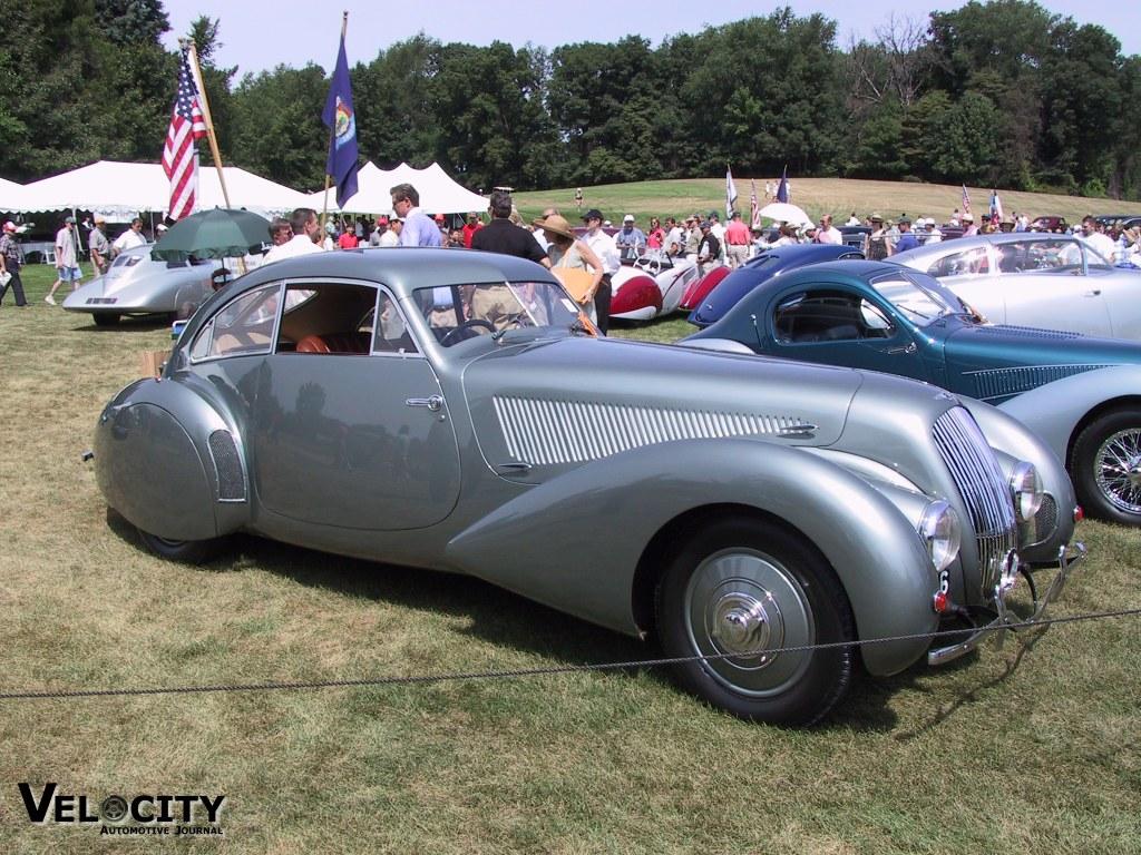 1938 Bentley 4.5 Liter