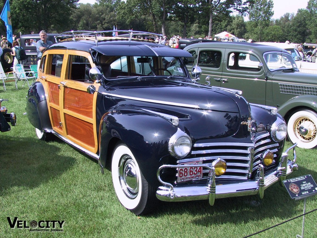 Chrysler Town And Country 2017 >> Picture of 1941 Chrysler Town and Country