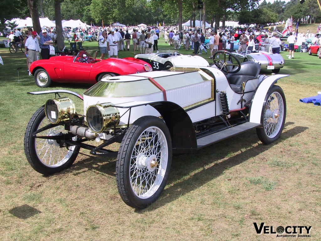 1916 Miller Golden Submarine