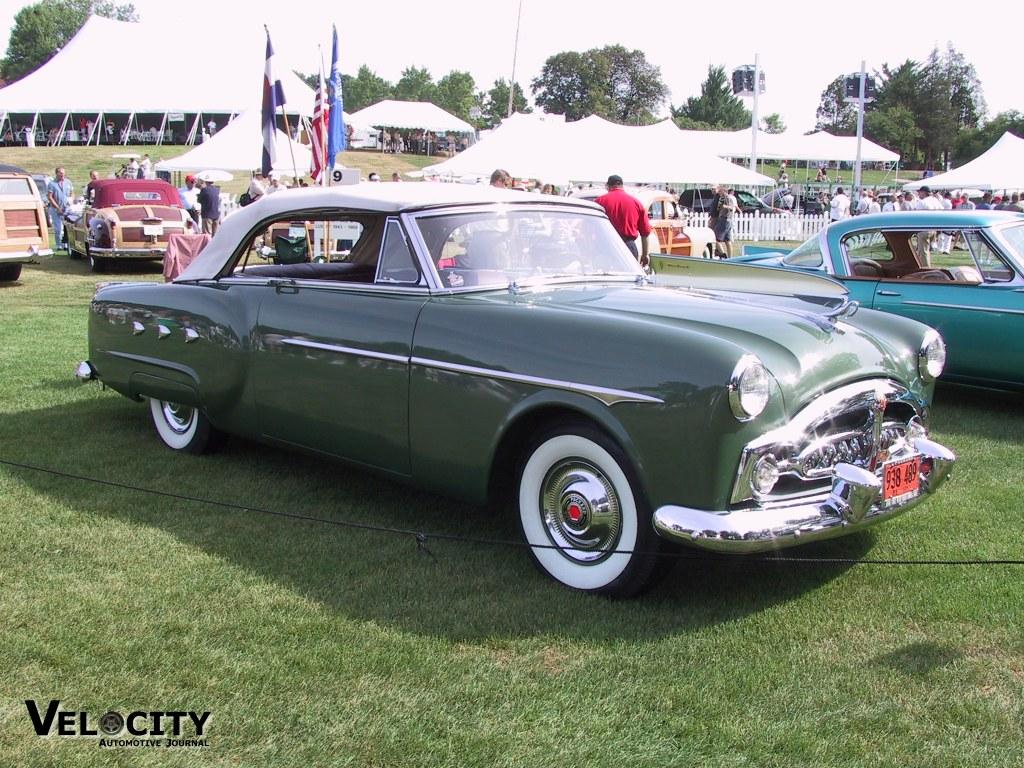 1952 Packard 250 Convertible