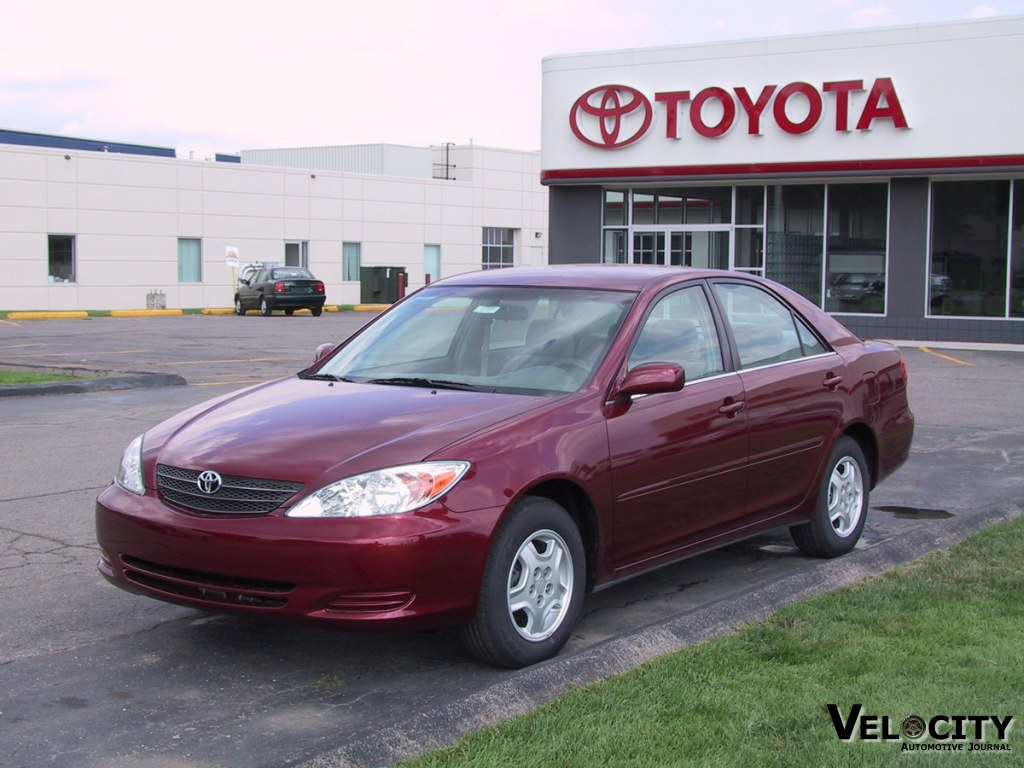 2002 Toyota Camry LE V-6