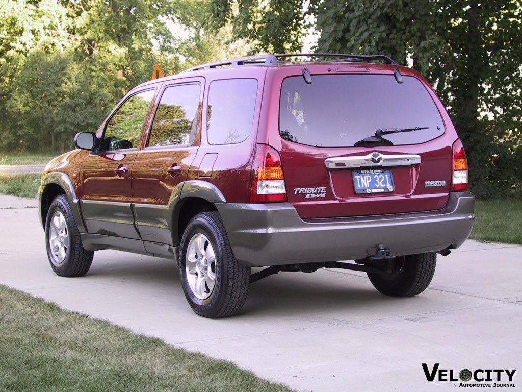 2001 mazda tribute pictures. Black Bedroom Furniture Sets. Home Design Ideas