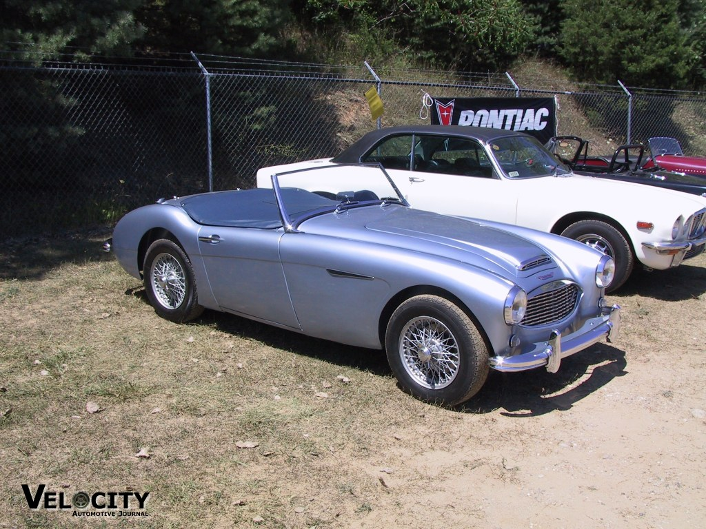 Late 60's Austin Healey 3000