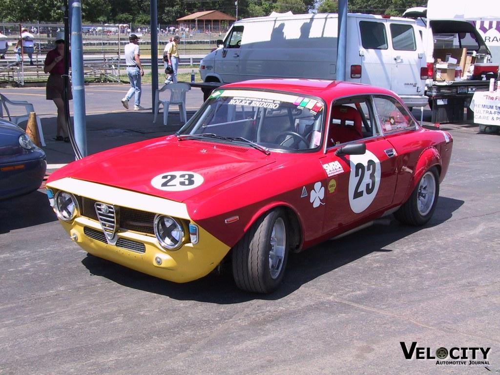 Early 70's Alfa Romeo Giulia Sprint GT