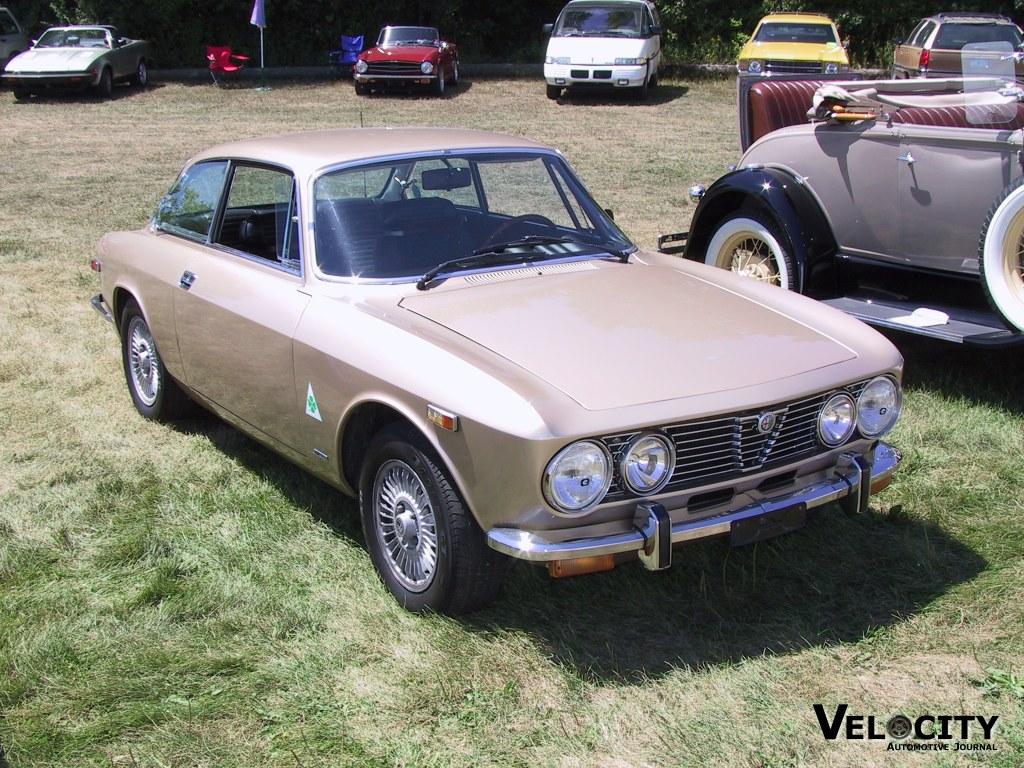 Early 70's Alfa Romeo GTV2000