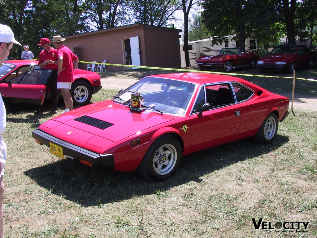 Mid 70's Ferrari 308GT4