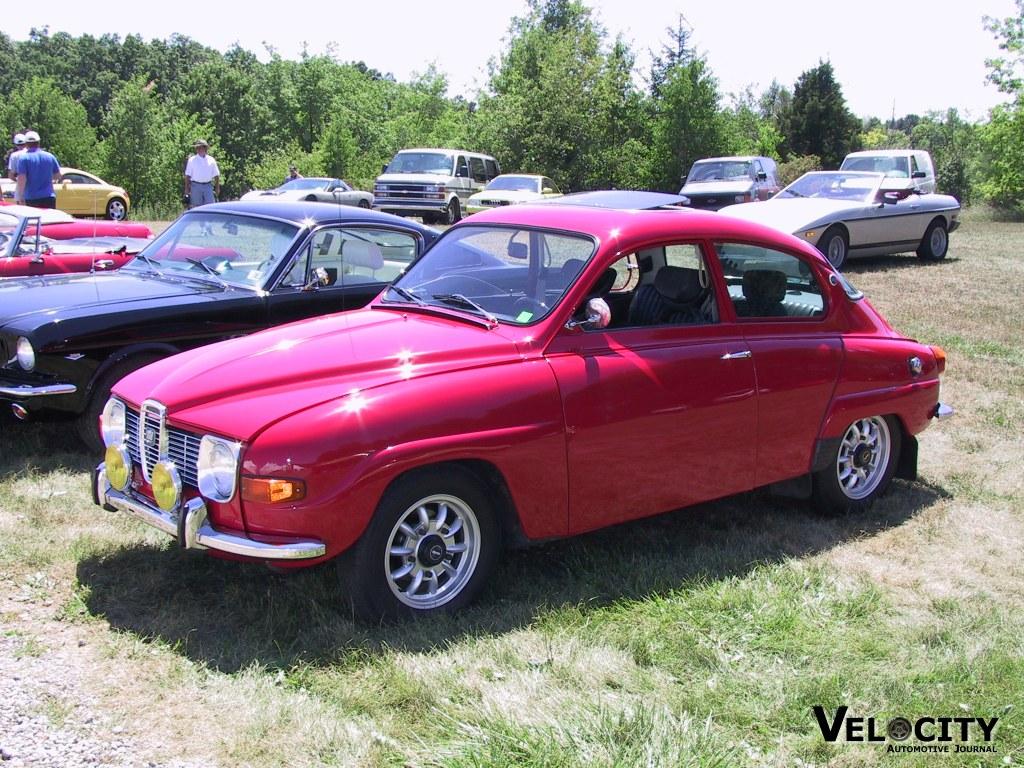 1971 Saab V4