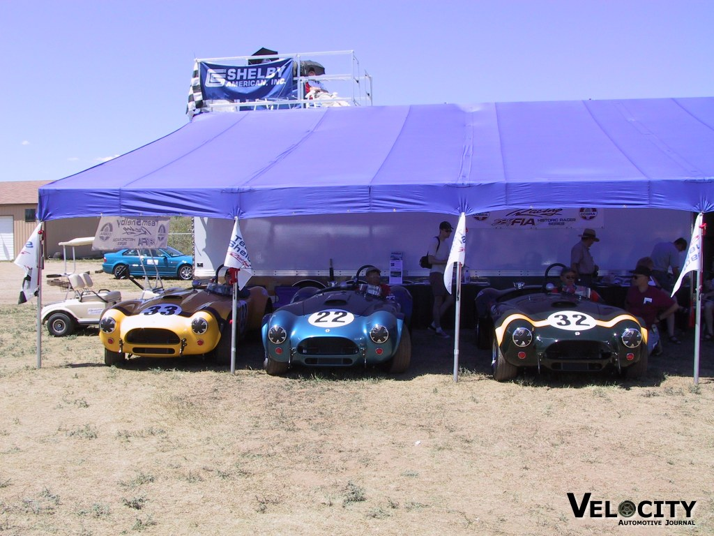 Shelby 427 Cobras (new production)