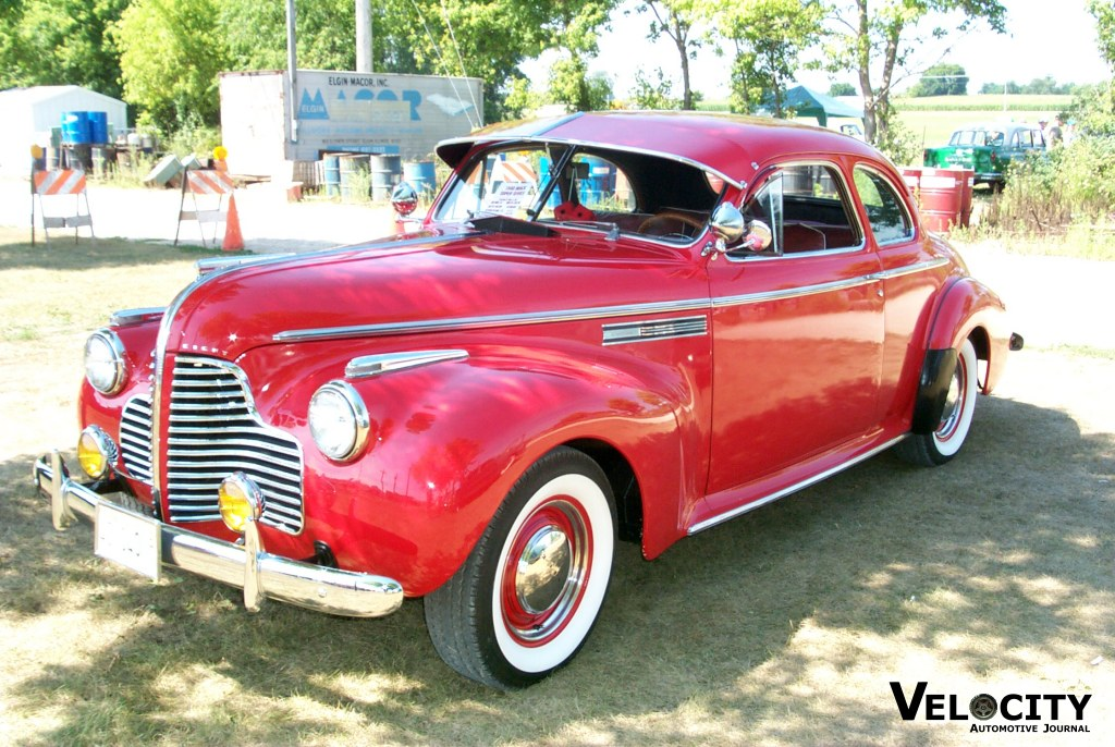 1940 Buick Super Series