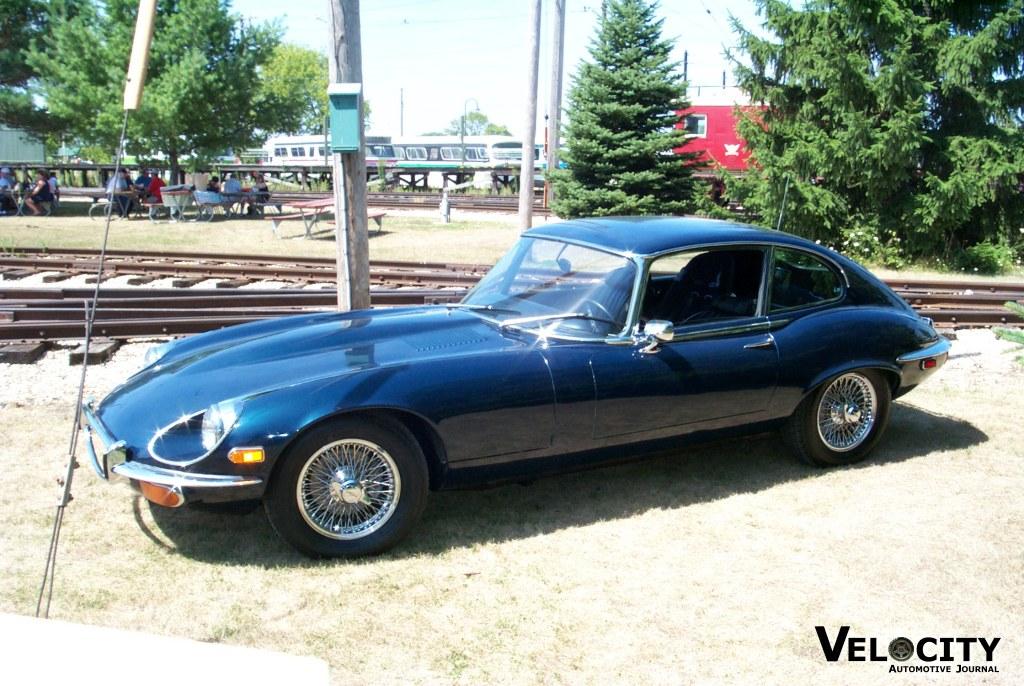 1972 Jaguar XK-E V12
