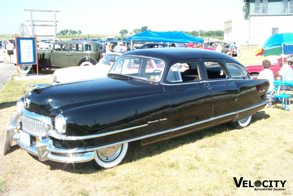 1951 Nash Ambassador Custom 5178