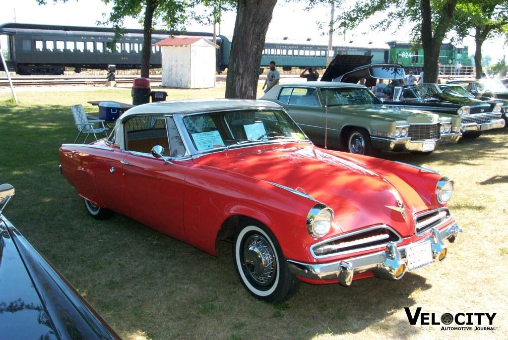 1953 Studebaker Commander Coupe