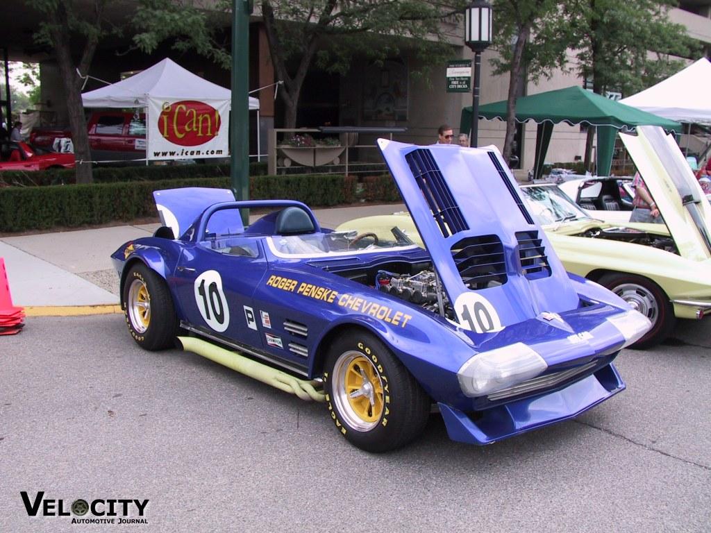 1963 corvette grand sport replica for autos weblog. Black Bedroom Furniture Sets. Home Design Ideas