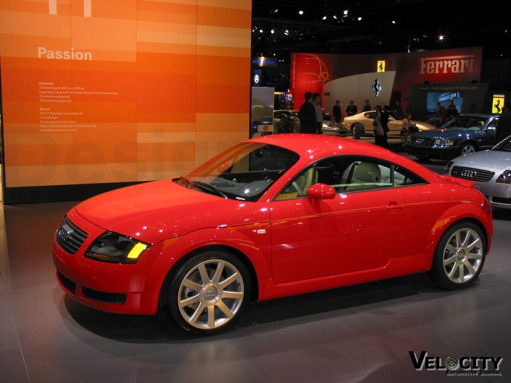 Picture Of 2002 Audi Tt