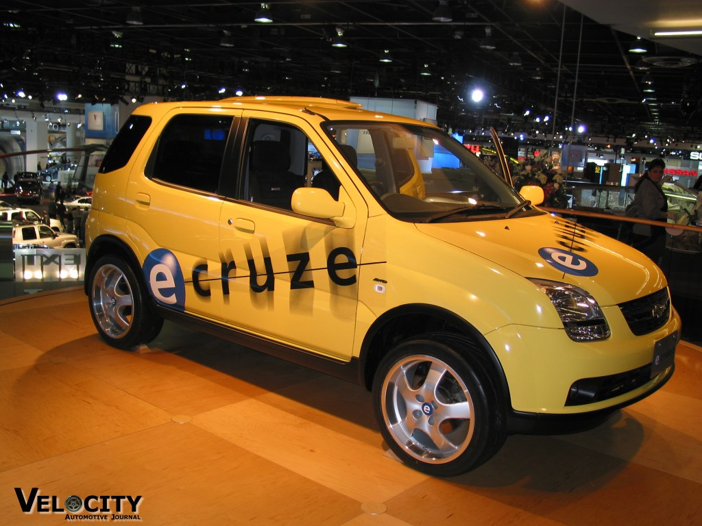2001 Chevrolet E Cruze concept
