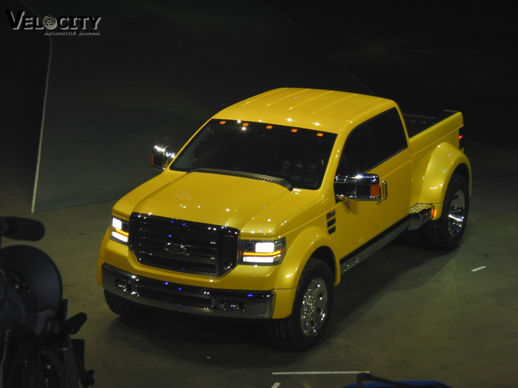 2002 Ford Mighty F350 Tonka concept