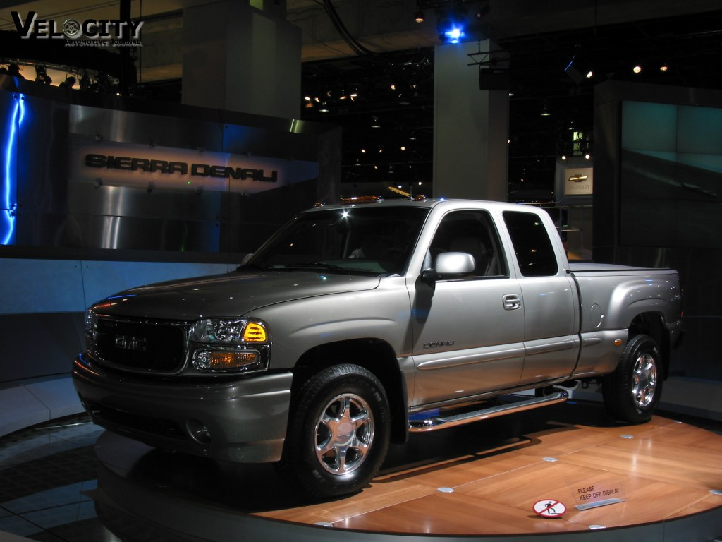 Picture Of 2002 Gmc Sierra