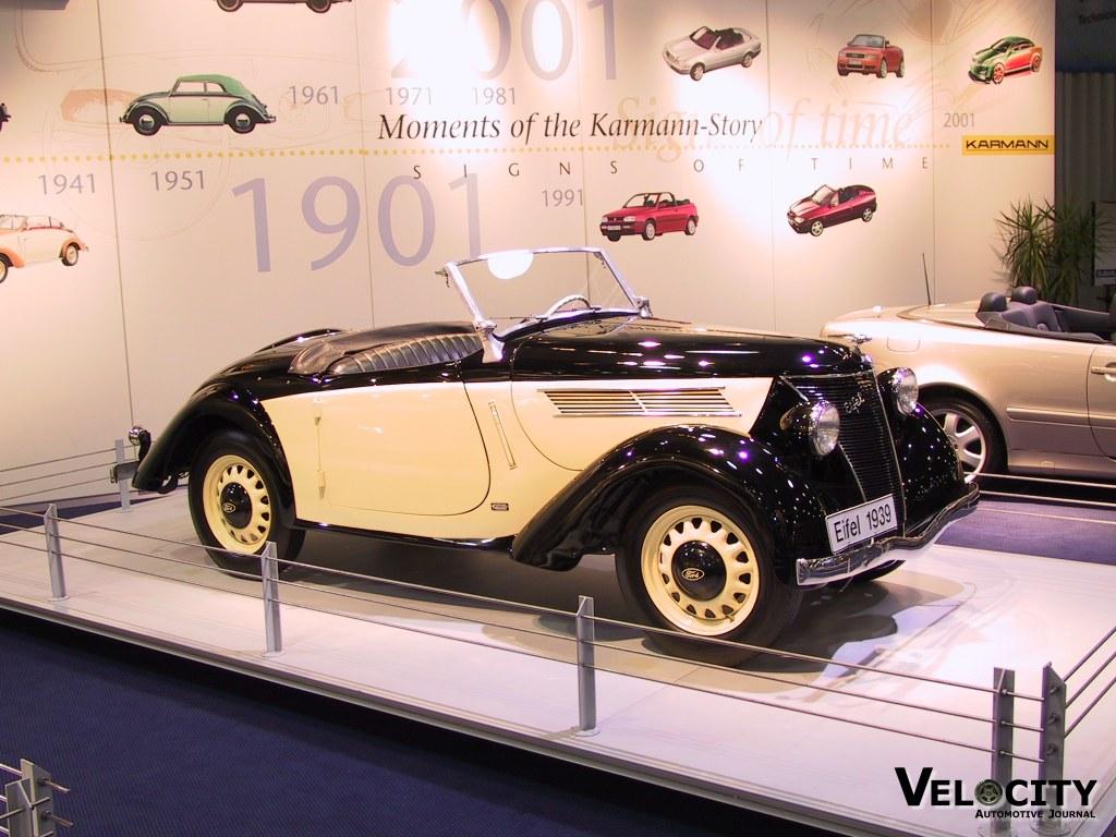 1939 Karmann Eifel