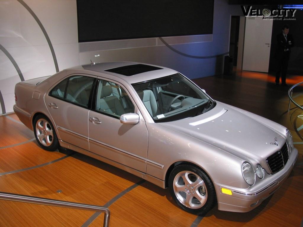 2002 mercedes benz e430