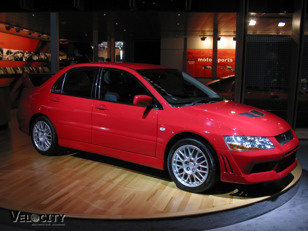 2003 Mitsubishi Evo VII