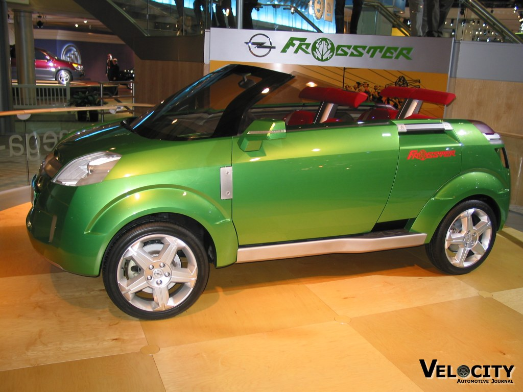 2001 Opel Frogster concept