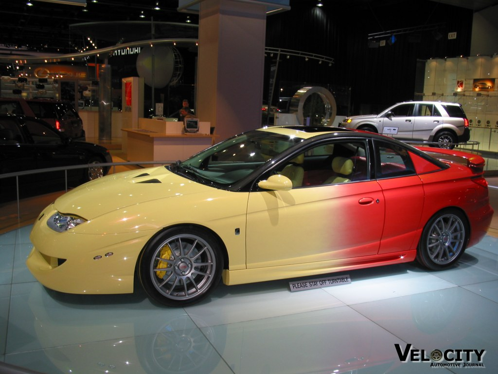 2001 Saturn SCX concept
