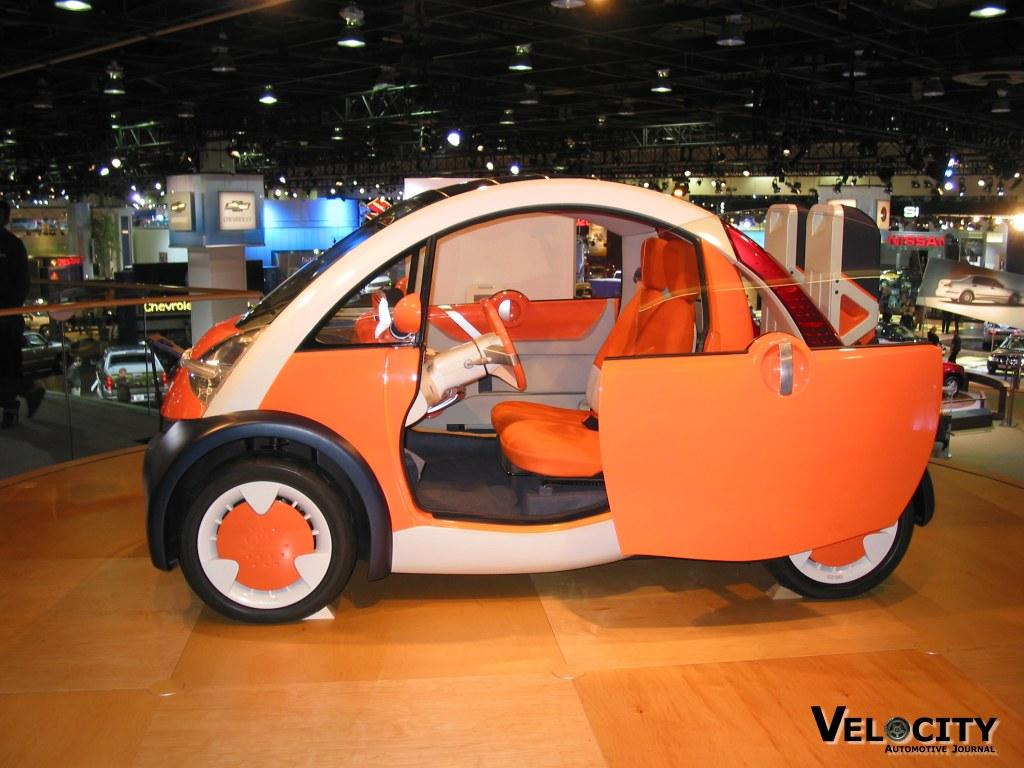 2001 Suzuki Covie concept