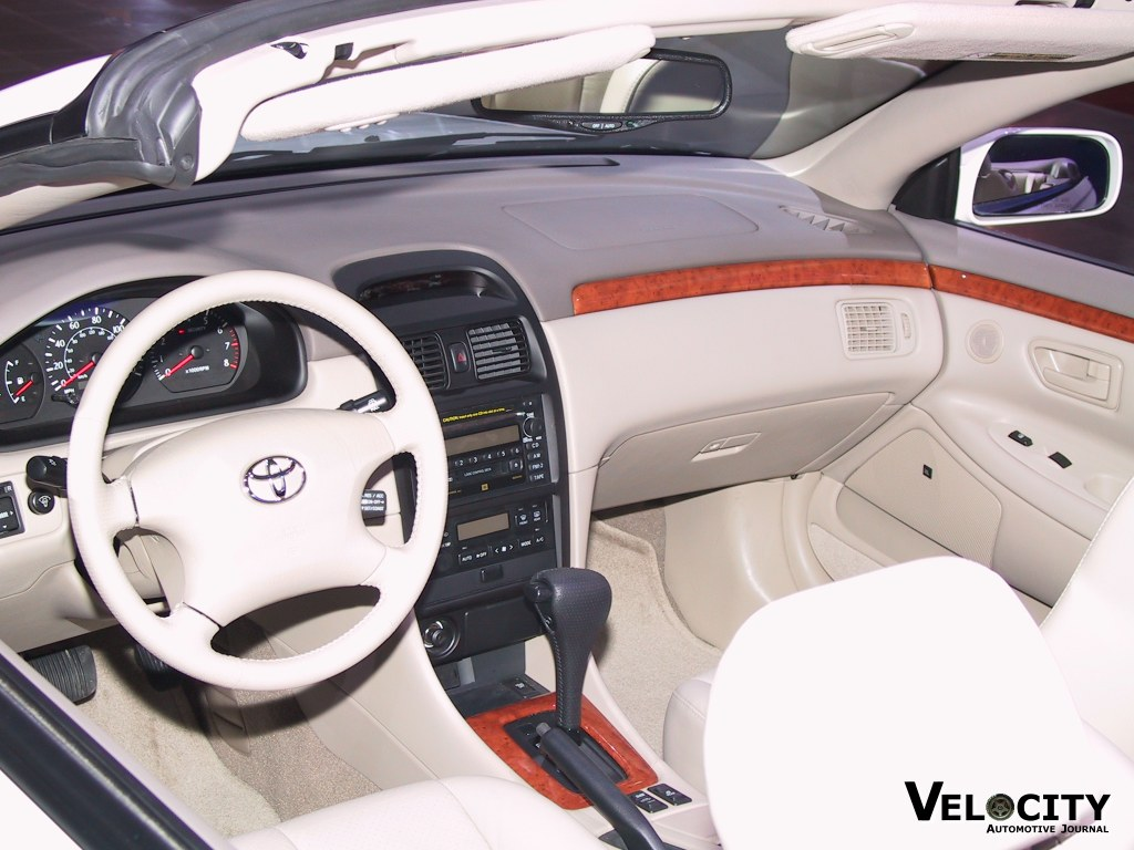 Picture of 2002 toyota camry solara