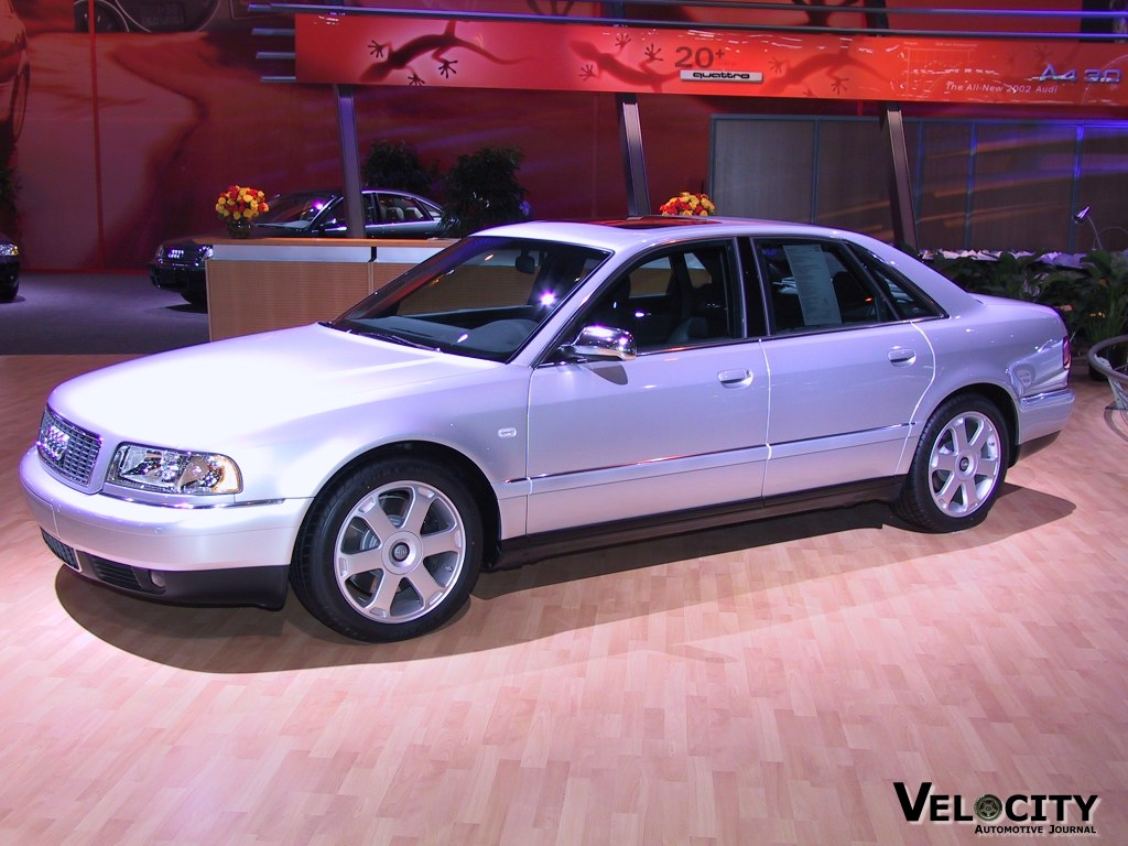 Picture Of 2002 Audi S8