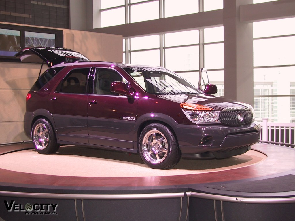 2001 Buick Rendezvous Mobility concept