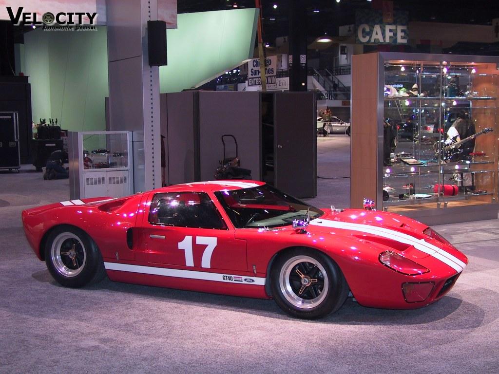 196? Ford GT40 Mk V