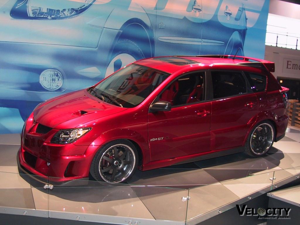 2001 Pontiac Vibe GT-R concept