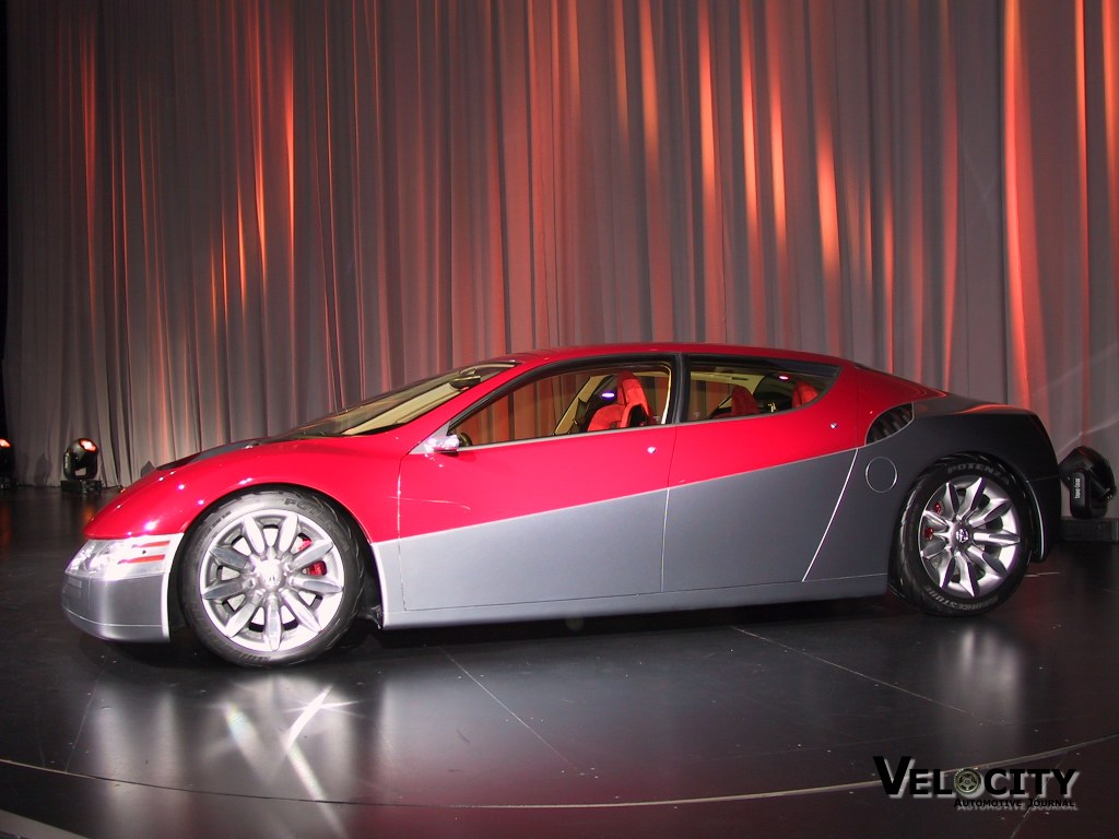 2002 Acura DN X concept