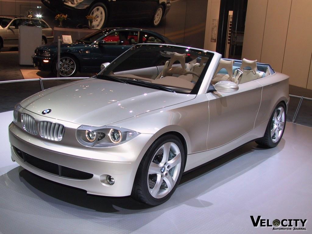 2002 BMW CS1 concept